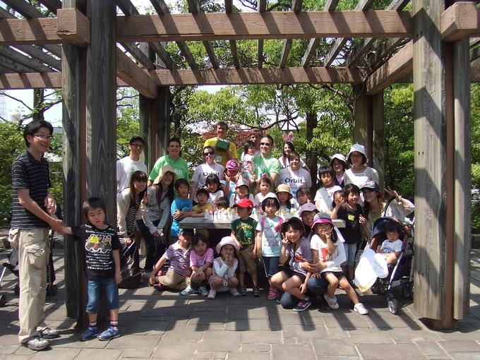 Kids Event 終了_a0113809_15361421.jpg