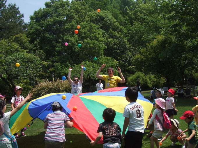 Kids Event 終了_a0113809_15363631.jpg