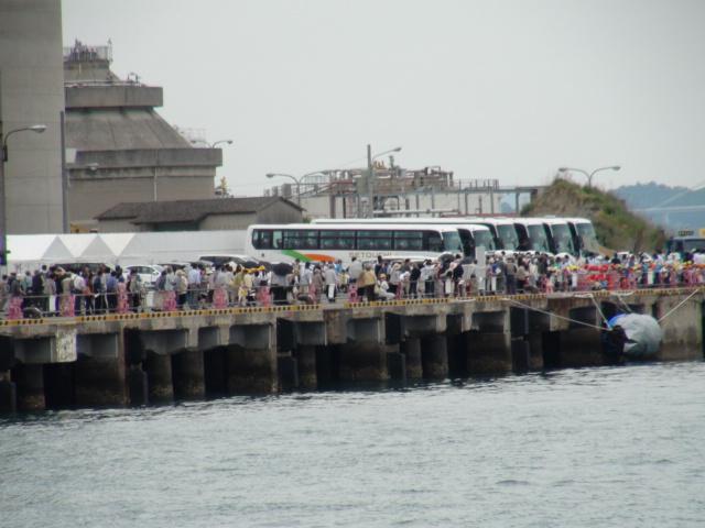 バリシップ2013/NO5帆船「日本丸」登しょう礼_f0231709_2010937.jpg