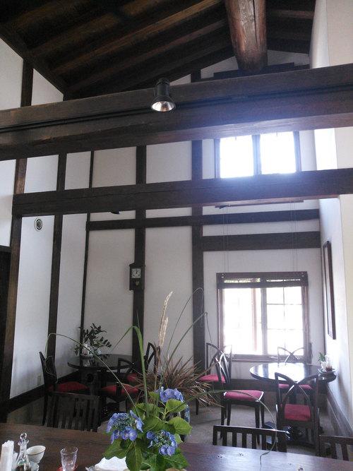 第二回ランチ会 隠れ家Cafe In Nakagawa_f0129627_17595677.jpg