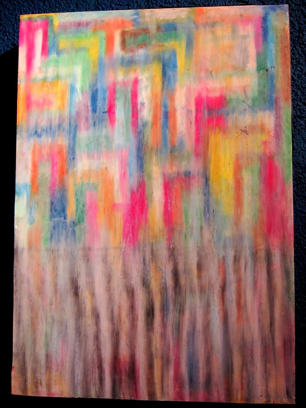 2074)「小坂英一 展 LINE ~あじわいのある線への挑戦~」カフェエスキス 5月2日(木)~5月28日(火)  _f0126829_9315352.jpg