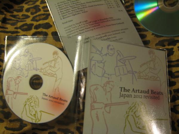 アルトー・ビーツ \'Japan 2012 revisited\' 2012日本ツアー総集編CDR_c0129545_62946.jpg