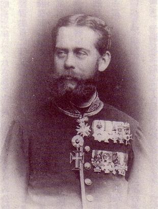 アレクサンダー・フォン・シーボルト