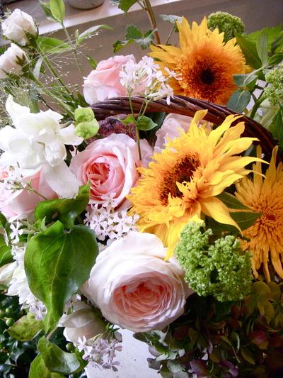 ご注文のお花。。。_a0229658_14394012.jpg