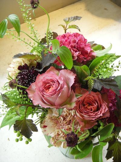 ご注文のお花。。。_a0229658_1525697.jpg