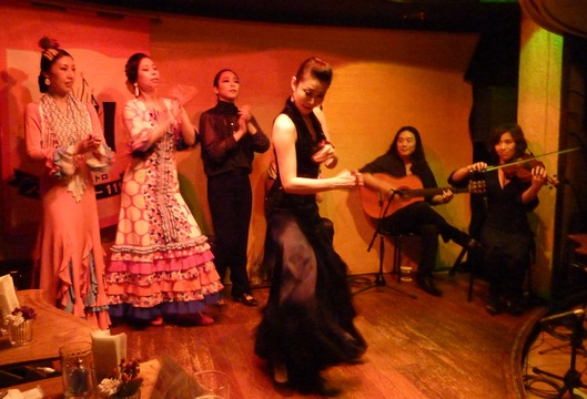 Domingo Flamenco@赤坂november eleventh_b0131865_2372191.jpg
