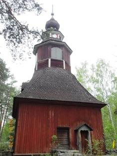 Finland セウラサーリ島の木造建築_e0195766_20314087.jpg