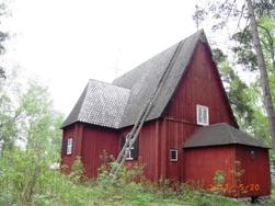 Finland セウラサーリ島の木造建築_e0195766_20323986.jpg