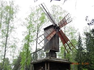 Finland セウラサーリ島の木造建築_e0195766_2033878.jpg