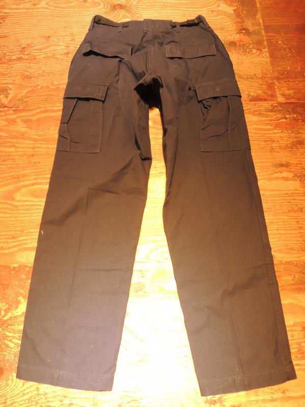 U.S.ARMY TROUSERS-NAVY COLOR---RECOMMEND--_c0176867_19225025.jpg