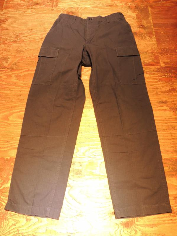 U.S.ARMY TROUSERS-NAVY COLOR---RECOMMEND--_c0176867_19225230.jpg