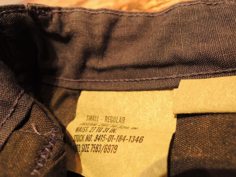 U.S.ARMY TROUSERS-NAVY COLOR---RECOMMEND--_c0176867_19252634.jpg