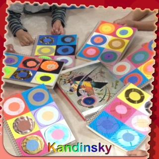 キッズイベント English Craft work shop_a0285570_05387.jpg