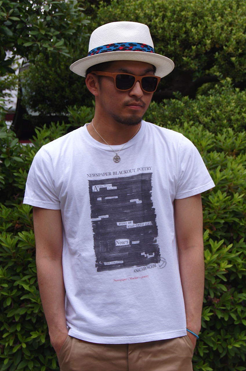 ANACHRONORM - SUMMER COLLECTION!!_f0020773_20412979.jpg