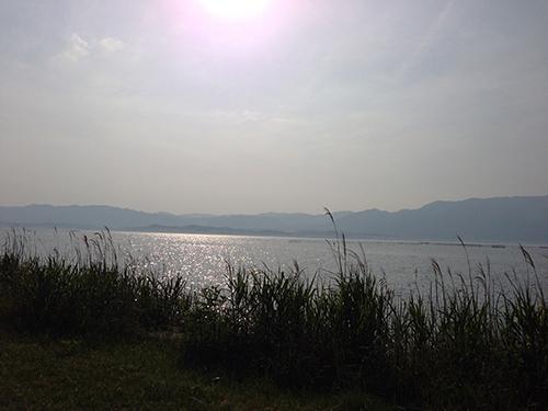 琵琶湖カフェ_f0023482_13513139.jpg