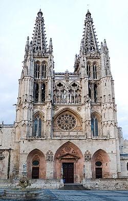 スペイン ブルゴスシリーズ サンタ・マリア・デ・ブルゴス大聖堂を訪ねる_b0011584_13483885.jpg