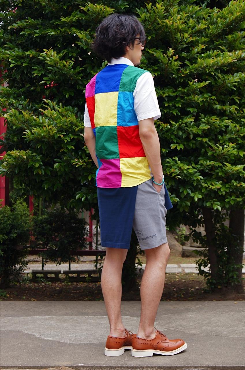 uniform experiment - SUMMER Color chart!!_c0079892_2049899.jpg