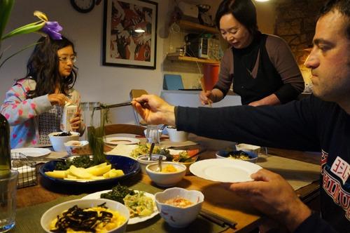 ヨシムラのトレーナーと手作りご飯_f0106597_19151617.jpg