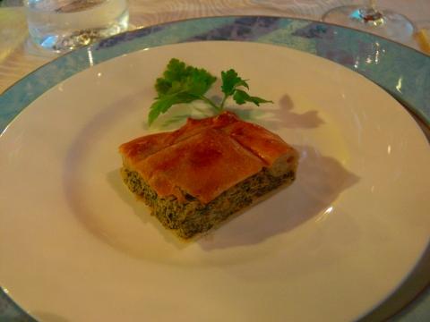 欧州出張2013年05月-第五日目-ジェノヴァの素敵なレストランで美味しい魚のグリル_c0153302_14491428.jpg