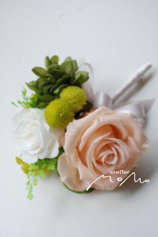6月の花嫁さまブーケ_a0136507_11164875.jpg