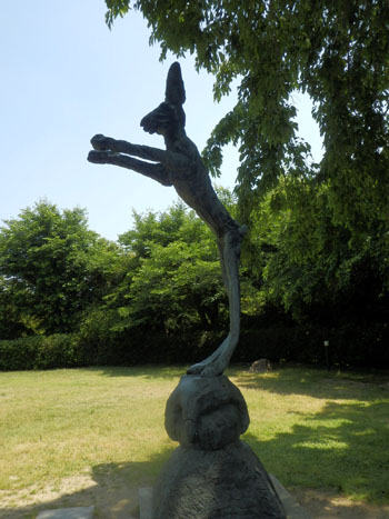 大山崎を歩く1 大山崎山荘美術館_e0048413_2212253.jpg