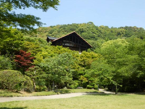 大山崎を歩く1 大山崎山荘美術館_e0048413_221881.jpg