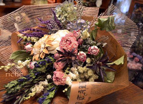 オーダーいただいたお花たち。_b0192257_16381088.jpg