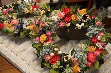 オーダーいただいたお花たち。_b0192257_1645520.jpg