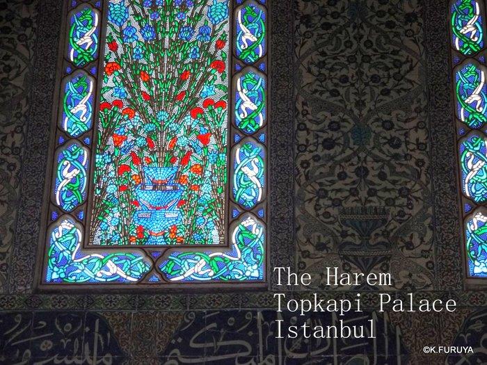 トルコ旅行記 35 トプカピ宮殿Ⅱ ハレム_a0092659_0385197.jpg