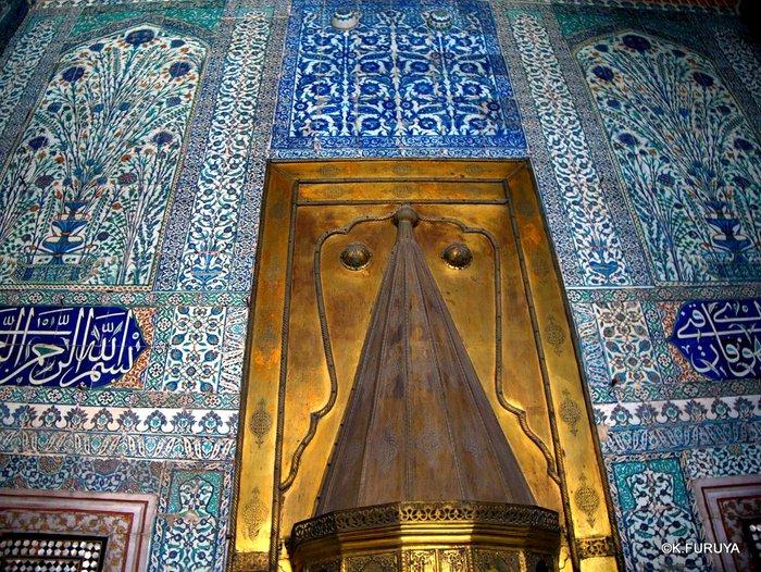 トルコ旅行記 35 トプカピ宮殿Ⅱ ハレム_a0092659_0423941.jpg