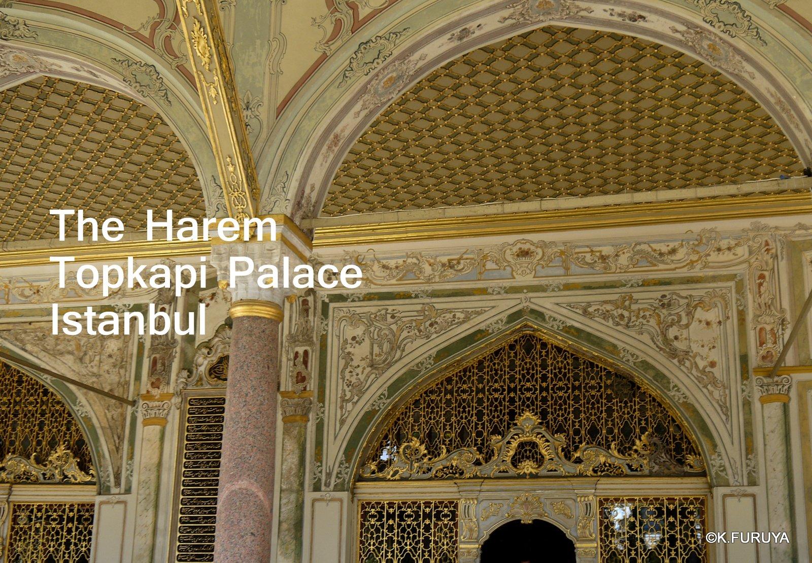 トルコ旅行記 35 トプカピ宮殿Ⅱ ハレム_a0092659_104390.jpg