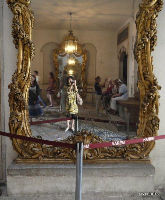 トルコ旅行記 35 トプカピ宮殿Ⅱ ハレム_a0092659_143532.jpg