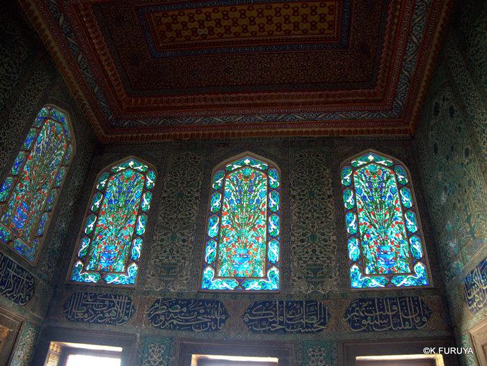 トルコ旅行記 35 トプカピ宮殿Ⅱ ハレム_a0092659_1501118.jpg