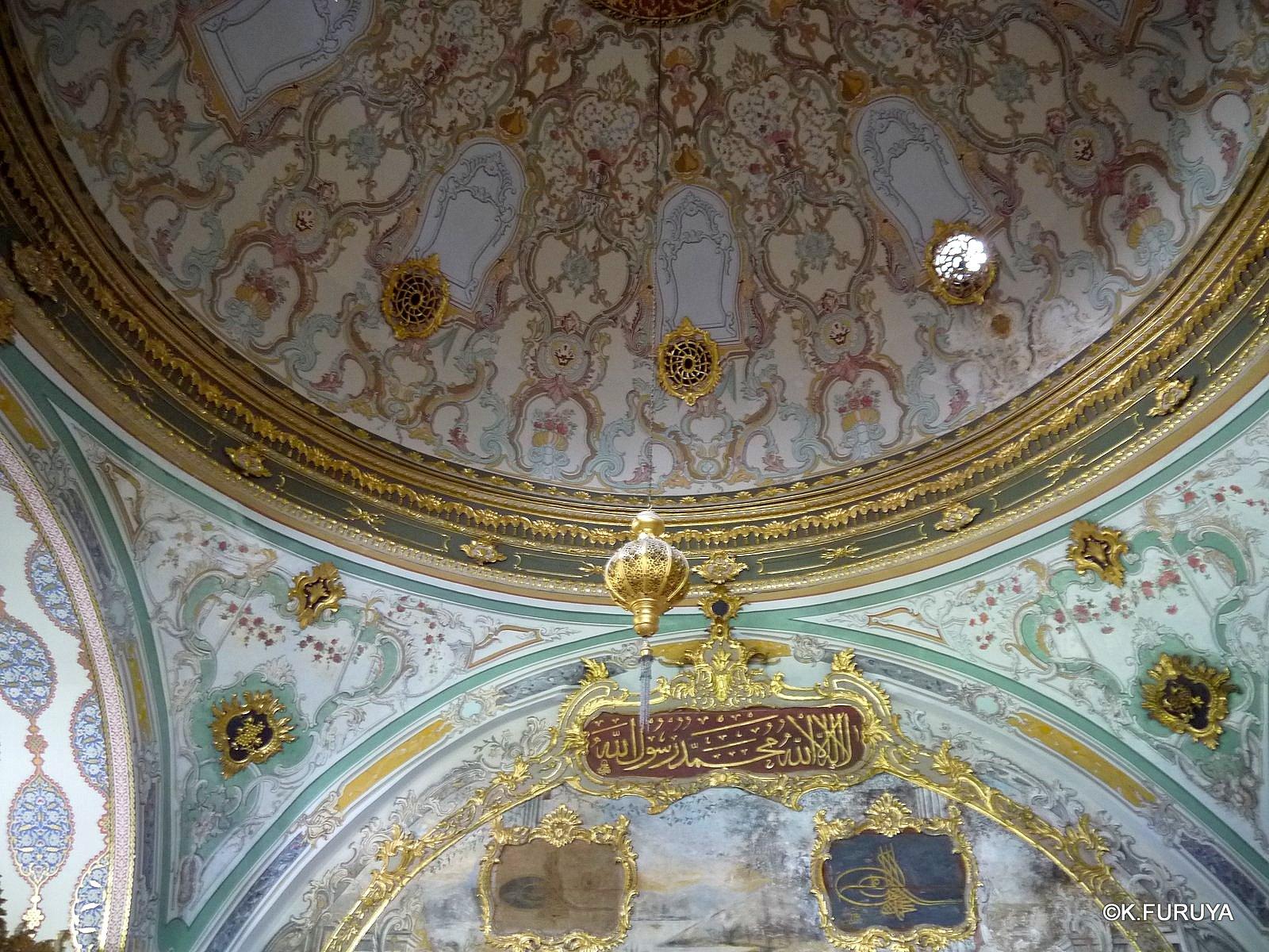 トルコ旅行記 35 トプカピ宮殿Ⅱ ハレム_a0092659_9473292.jpg