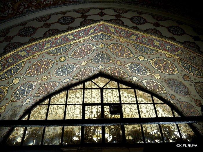トルコ旅行記 35 トプカピ宮殿Ⅱ ハレム_a0092659_9484512.jpg