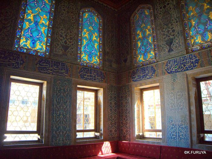 トルコ旅行記 35 トプカピ宮殿Ⅱ ハレム_a0092659_955404.jpg