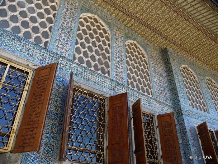 トルコ旅行記 35 トプカピ宮殿Ⅱ ハレム_a0092659_9574114.jpg