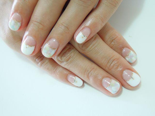 Marble Nail_a0239065_15322294.jpg