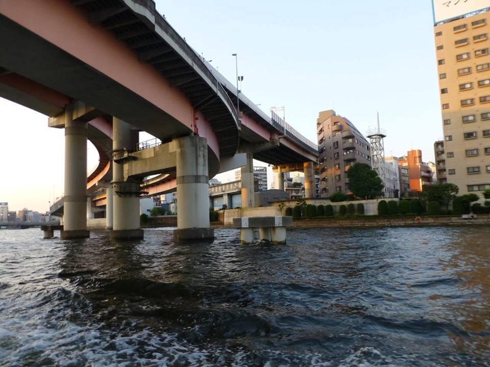 日の出 ~ 浅草 水上バスで隅田川クルーズ♪_c0100865_455812.jpg