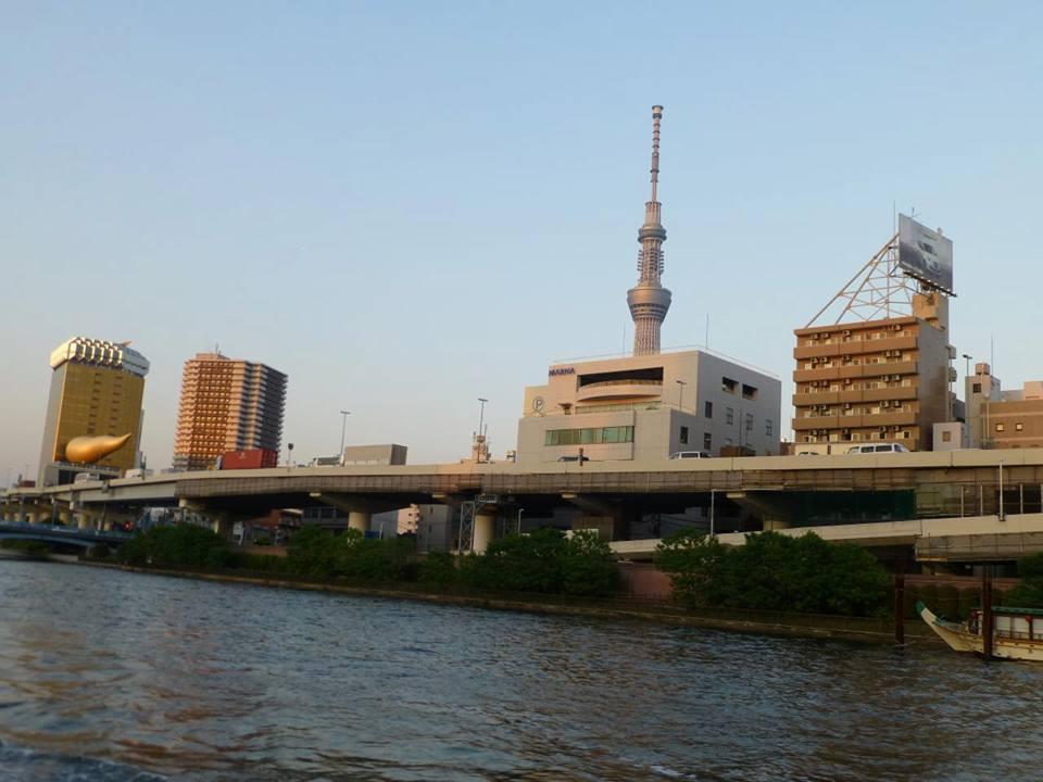日の出 ~ 浅草 水上バスで隅田川クルーズ♪_c0100865_4561423.jpg