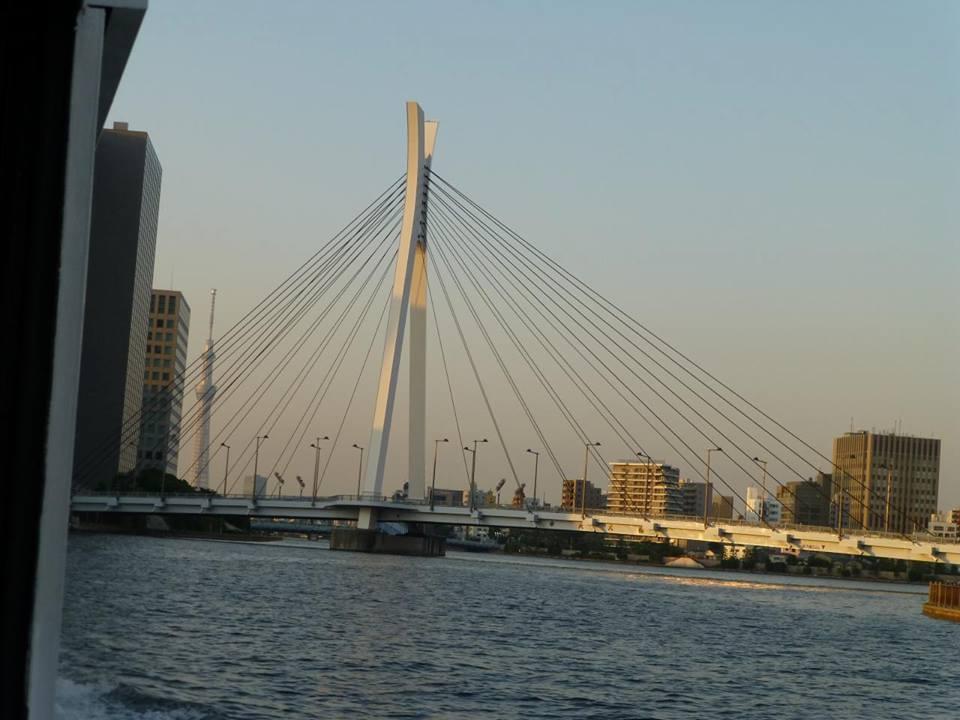 日の出 ~ 浅草 水上バスで隅田川クルーズ♪_c0100865_5172438.jpg