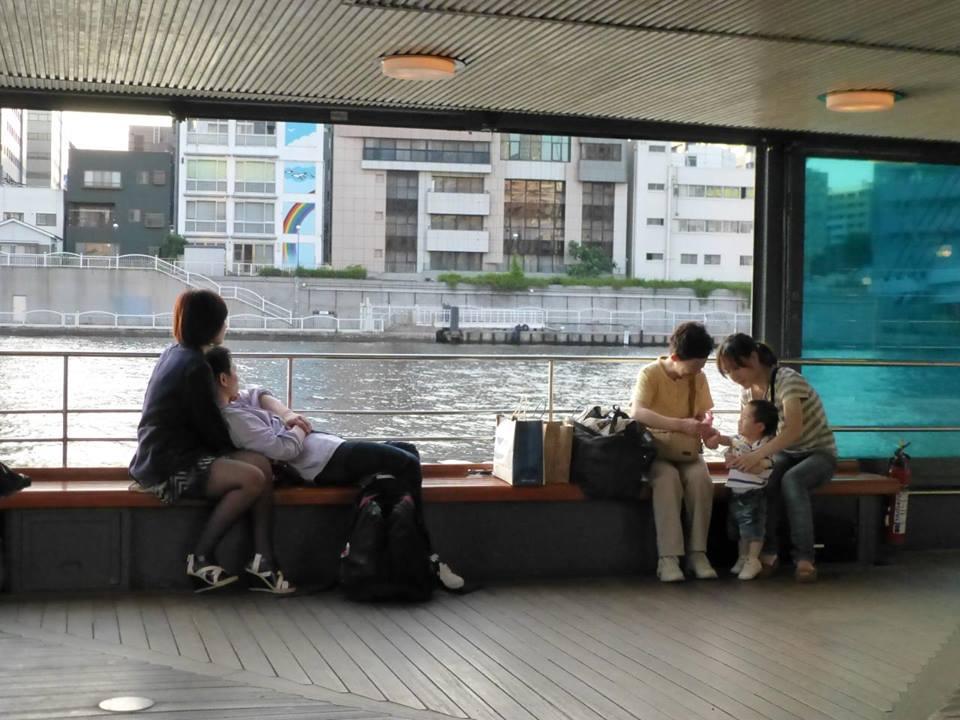 日の出 ~ 浅草 水上バスで隅田川クルーズ♪_c0100865_5175388.jpg