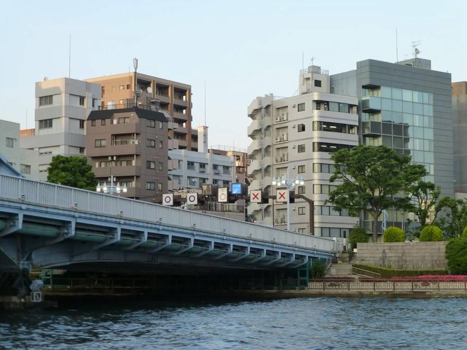 日の出 ~ 浅草 水上バスで隅田川クルーズ♪_c0100865_5184698.jpg