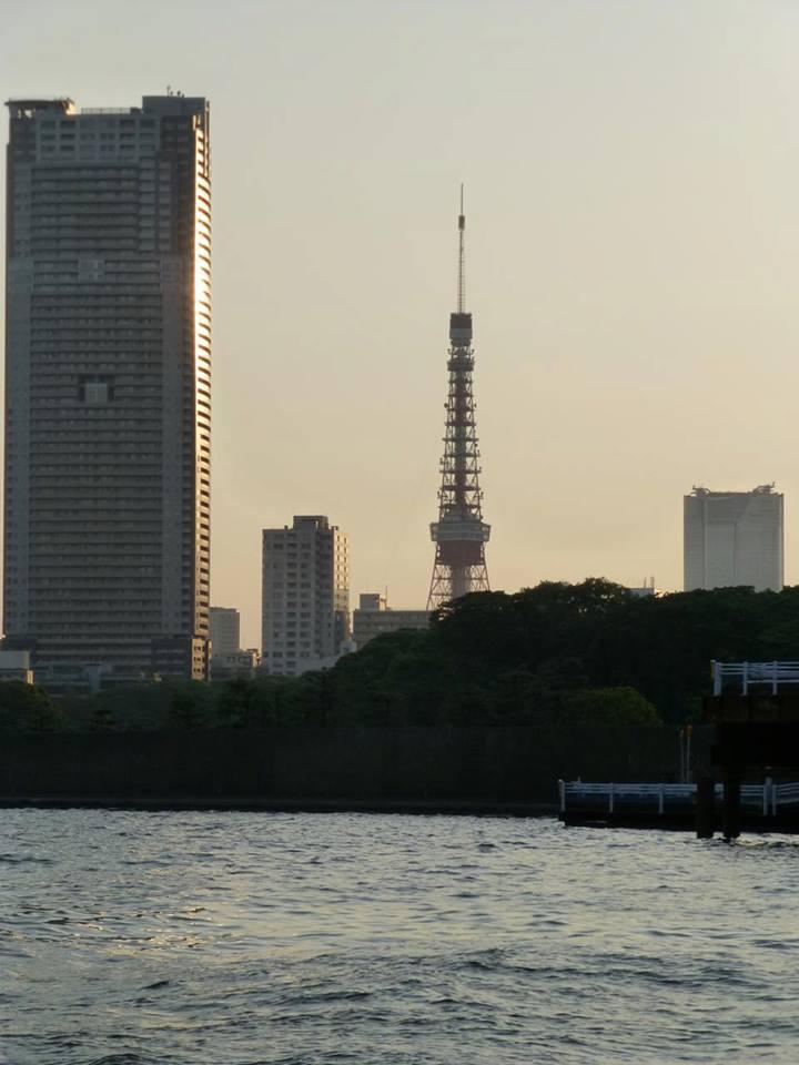 日の出 ~ 浅草 水上バスで隅田川クルーズ♪_c0100865_58479.jpg