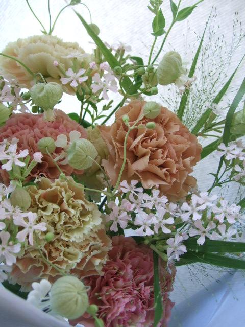 オークリーフ(母の日に贈る花束)_f0049672_13274672.jpg