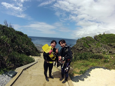 夏だね沖縄!!_a0156273_2137121.jpg