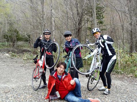 初めての自転車遠征♪_f0096216_0241079.jpg