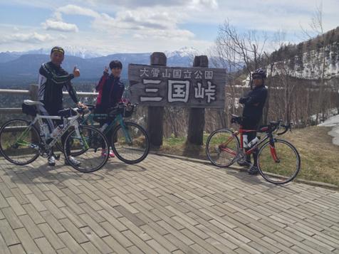初めての自転車遠征♪_f0096216_031729.jpg