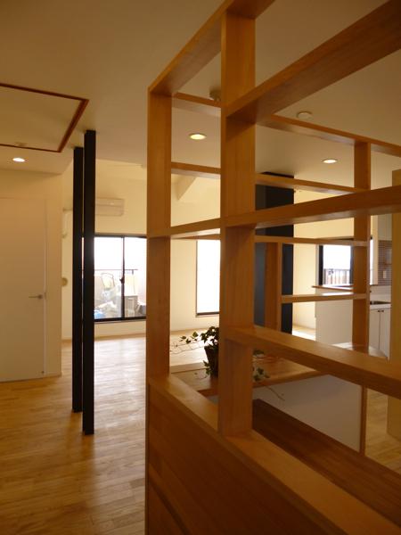 建築家オウチーノに松戸市N邸マンションリフォーム工事が紹介されました_c0004024_13202054.jpg