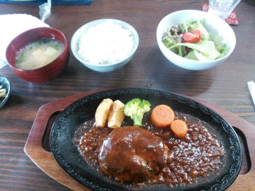 第二回ランチ会 隠れ家Cafe In Nakagawa_f0129627_1125562.jpg